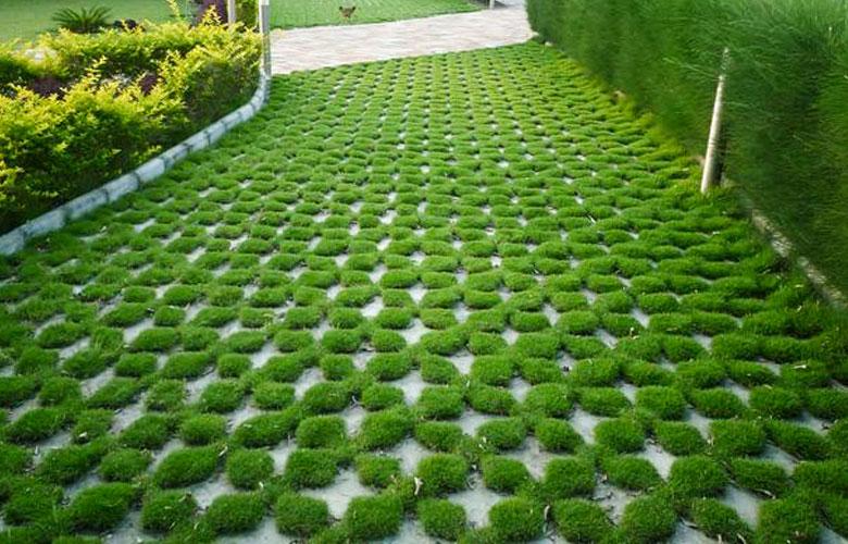 Adoc sped aglomerados de hormig n las lomas - Suelos para jardines exteriores ...